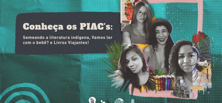 Os PIAC's des JMC's impactam diretamente no consumo literário da audiência dos espaços culturais